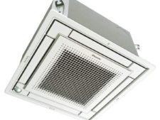 Кассетный кондиционер Daikin FFQ25C / RXS25L
